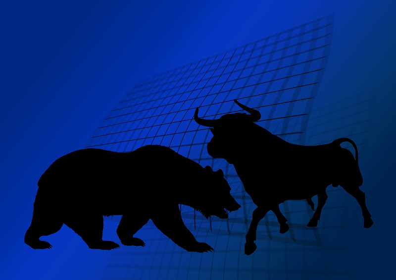 Stock market bear bull investment